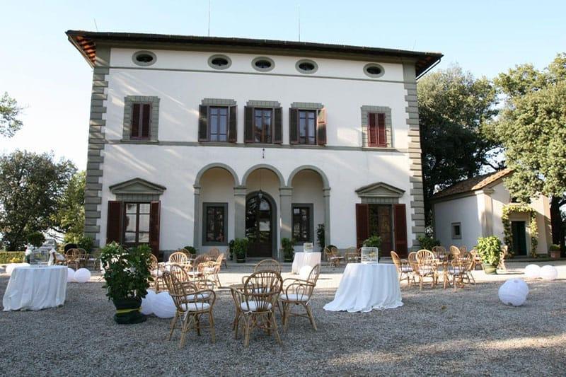 Ville Matrimoni Toscana Prezzi : Ville matrimoni firenze per villa